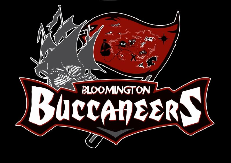 Bloomington Buccaneers Design