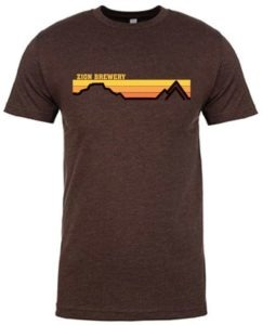 Zion Brewery Screen Printed T-Shirt